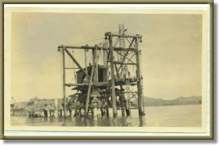 Building the Wharf